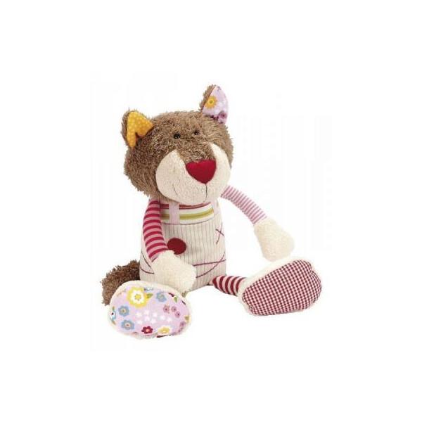 Купить Мягкие игрушки, Мягкая игрушка sigikid Кот 30 см (38436SK) Original