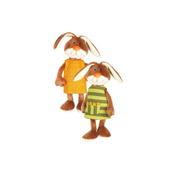 Купить Мягкие игрушки, Мягкая игрушка sigikid Кролик в платье 40 см (38327SK) Original