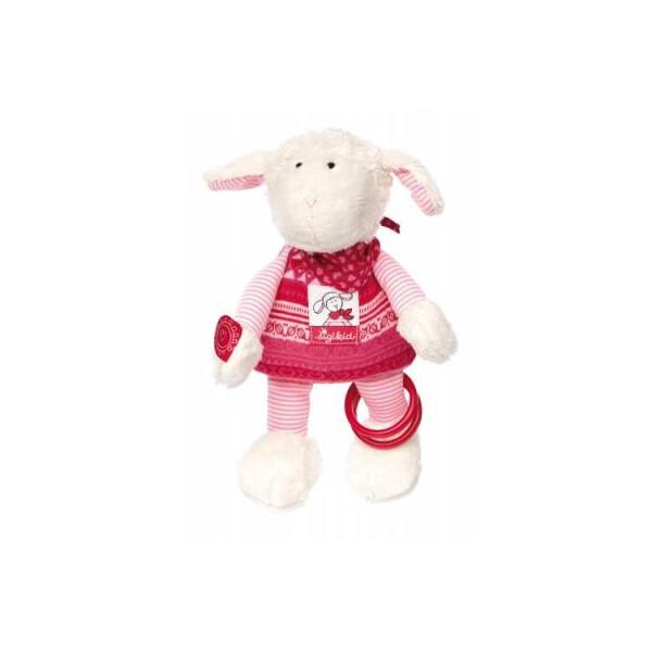 Купить Мягкие игрушки, Мягкая игрушка sigikid Овечка 26 см (41465SK) Original