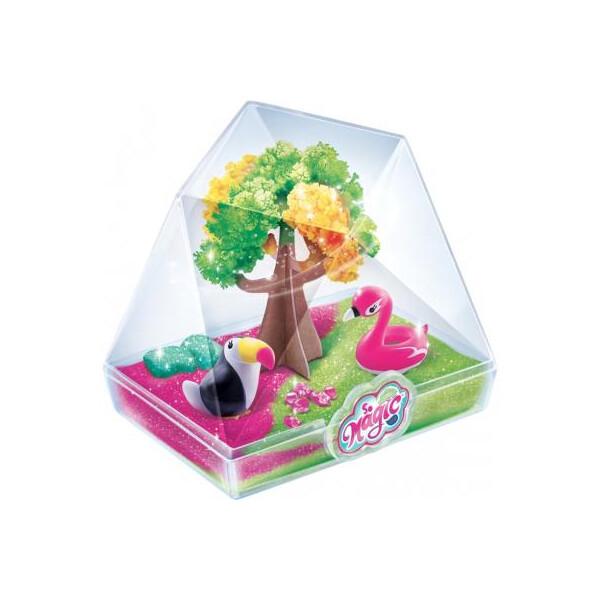 Купить Наборы для творчества и рукоделия, Набор для экспериментов Canal Toys So Magic Магический сад - Tropical (MSG003/3) Original