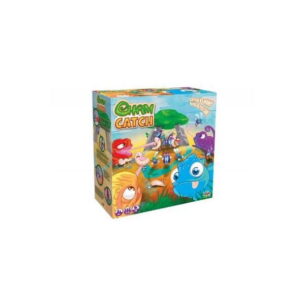 Купить Настольные игры, Настольная игра Splash Toys Голодные хамелеоны (ST30110) Original