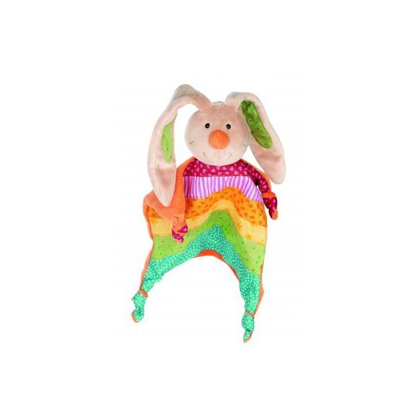 Купить Игрушки для самых маленьких, Развивающая игрушка sigikid Мягкая игрушка-кукла Кролик (40576SK) Original