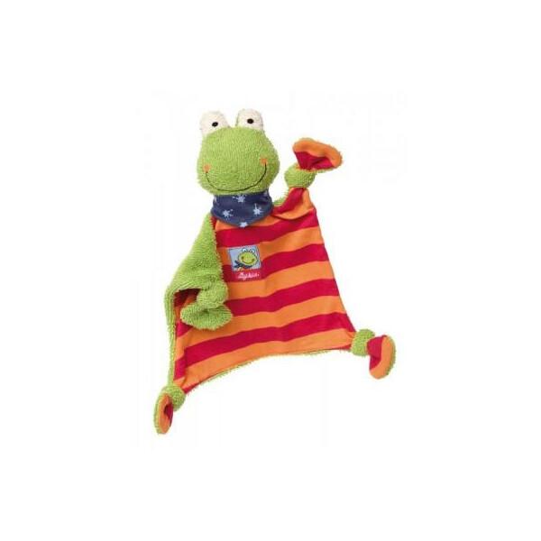 Купить Игрушки для самых маленьких, Развивающая игрушка sigikid Мягкая игрушка-кукла Лягушка (38685SK) Original