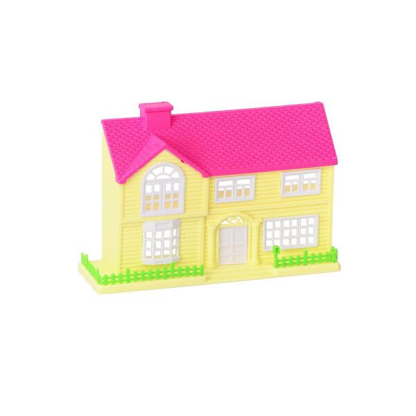 Купить Куклы, наборы для кукол, Кукольный домик Мебель игрушка Na-Na IM355 Желтый