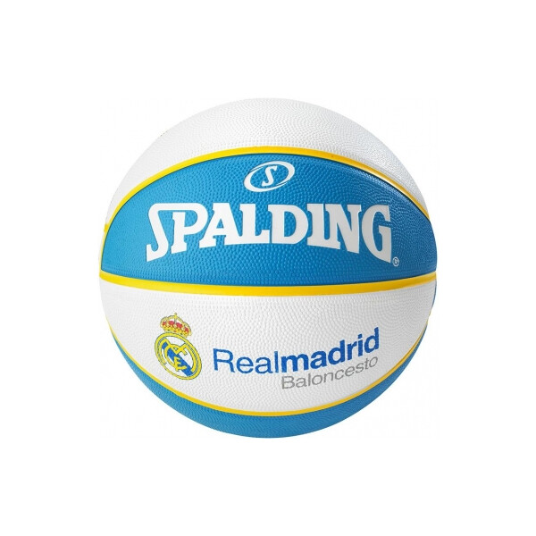 Купить Мячи, Мяч баскетбольный Spalding EL Team Real Madrid №7