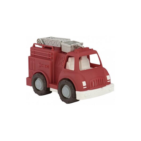 Купить Игрушки для самых маленьких, Машина игрушечная Battat Пожарная машина VE1004Z