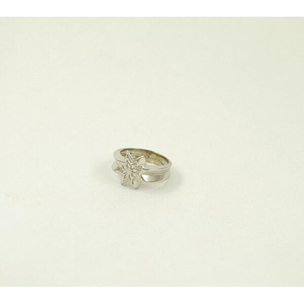 Купить Серебряные кольца, Алатырь Maxi Silver 6504 SE, размер 20.5