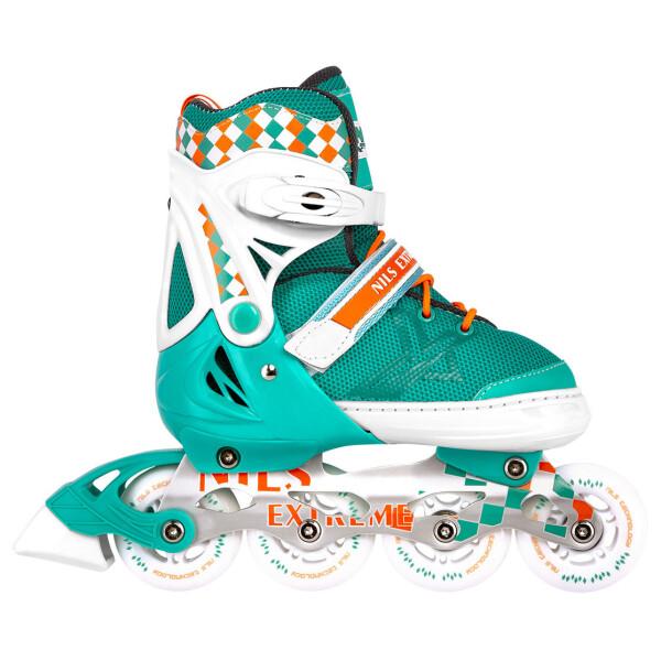 Купить Роликовые коньки Nils Extreme NA13911A Size 31-34 Mint SKL41-227630