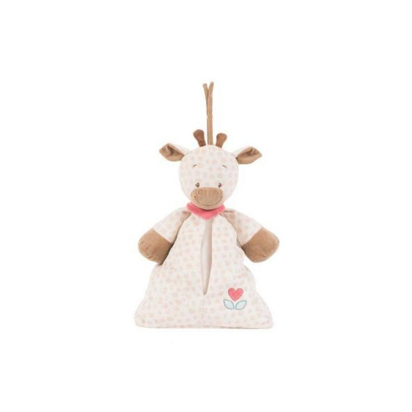 Купить Мягкие игрушки, Мягкая игрушка Nattou Сумка для подгузников жираф Шарлота (655545)
