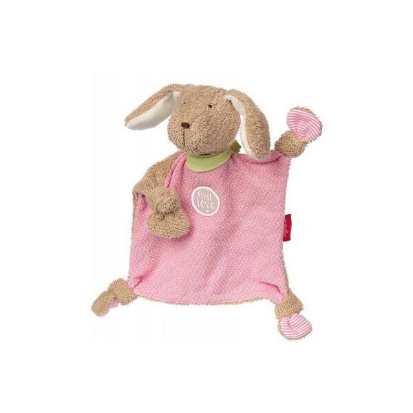 Купить Мягкие игрушки, Мягкая игрушка sigikid квадратная Собачка 26 см (38785SK)