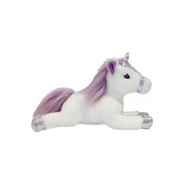 Купить Мягкие игрушки, Мягкая игрушка AURORA игрушки Единорог Purple, 33 см (170224B)
