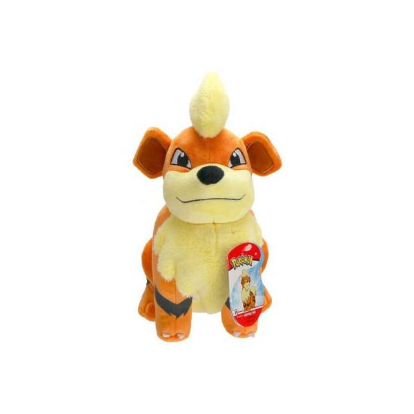 Купить Мягкие игрушки, Мягкая игрушка Pokémon Гроулит 20 см (95236), Pokemon