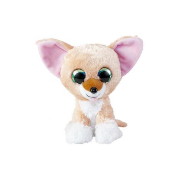 Купить Мягкие игрушки, Мягкая игрушка Lumo Stars Собачка Чихуахуа Nami 15 см (55939)