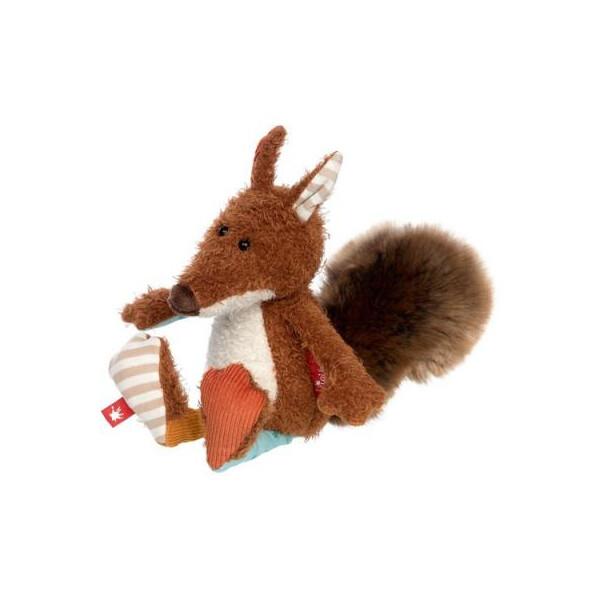 Купить Мягкие игрушки, Мягкая игрушка sigikid Patchwork Sweety Белочка 25 см (38979SK)