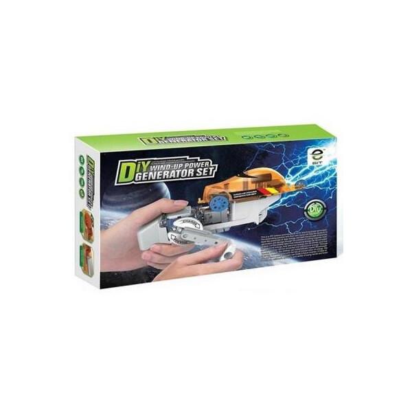 Купить Конструкторы, Конструктор Same Toy Робот-конструктор Авто на динамо-машине (DIY006UT)