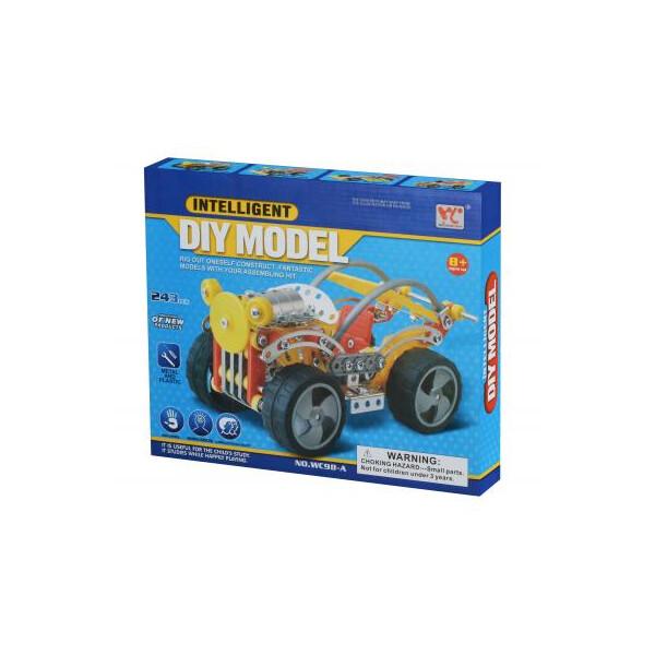 Купить Конструкторы, Конструктор Same Toy Inteligent DIY Model 243 эл. (WC98AUt)