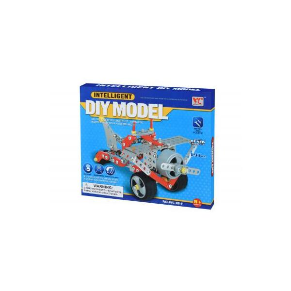 Купить Конструкторы, Конструктор Same Toy Inteligent DIY Model Самолет 191 эл. (WC38FUt)