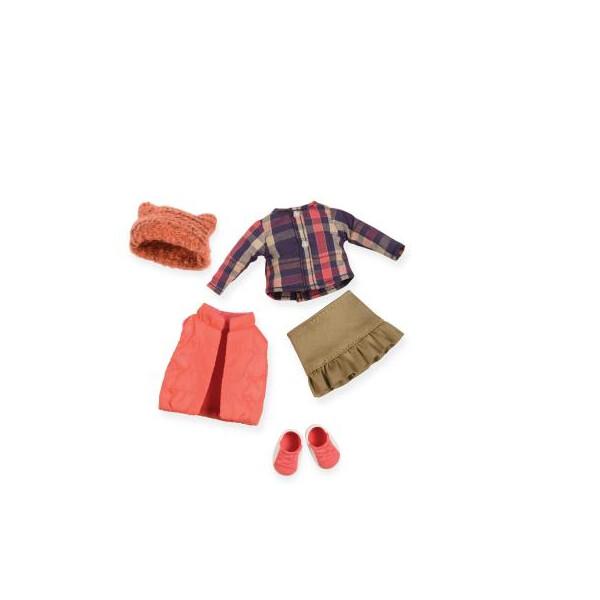 Купить Куклы, наборы для кукол, Аксессуар к кукле LORI пуховой жилет (LO30004Z)