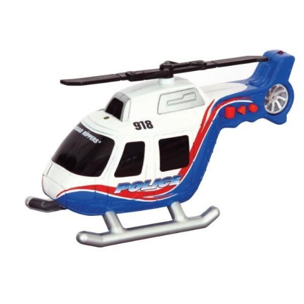 Купить Машинки, техника игровая, Спецтехника Toy State Вертолет со светом и звуком 13 см (34512)