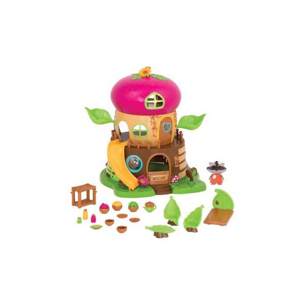 Купить Игровые наборы, Игровой набор Li'l Woodzeez Дом Bobblehead (64701Z), Lil Woodzeez