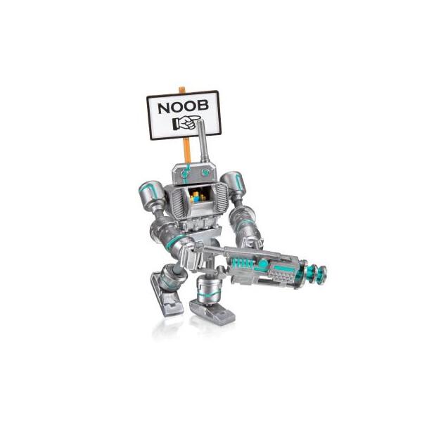 Купить Фигурки игровые, персонажи мультфильмов, Фигурка Jazwares Roblox Imagination Figure Pack Noob Attack - Mech Mobility W (ROB0271)