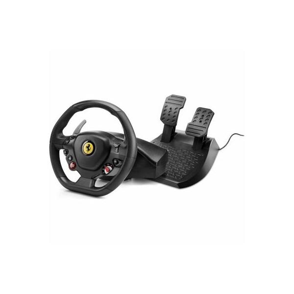 Купить Игровые манипуляторы, Руль ThrustMaster PC/PS4 T80 FERRARI 488 (4160672)