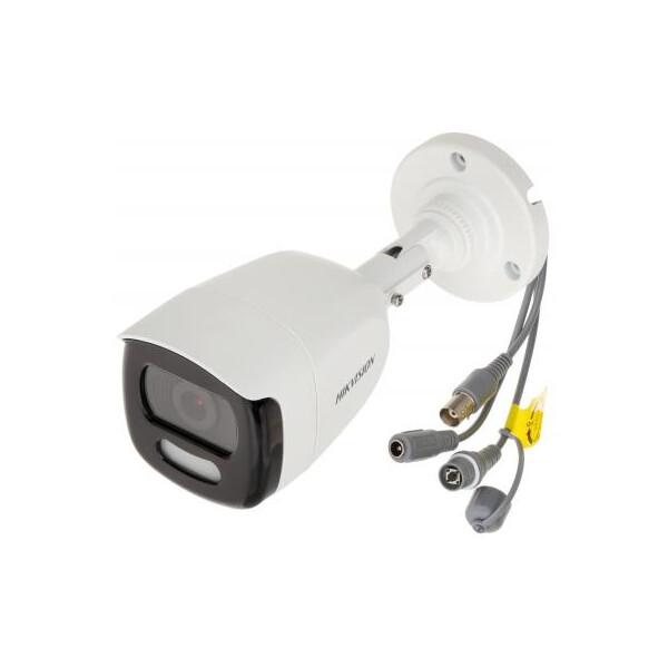 Купить Камеры видеонаблюдения, Камера видеонаблюдения HikVision DS-2CE10DFT-F (3.6)