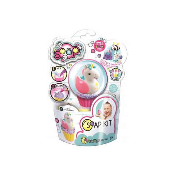 Купить Наборы для творчества и рукоделия, Набор для творчества Canal Toys So Soap в ассортименте (SOC001)