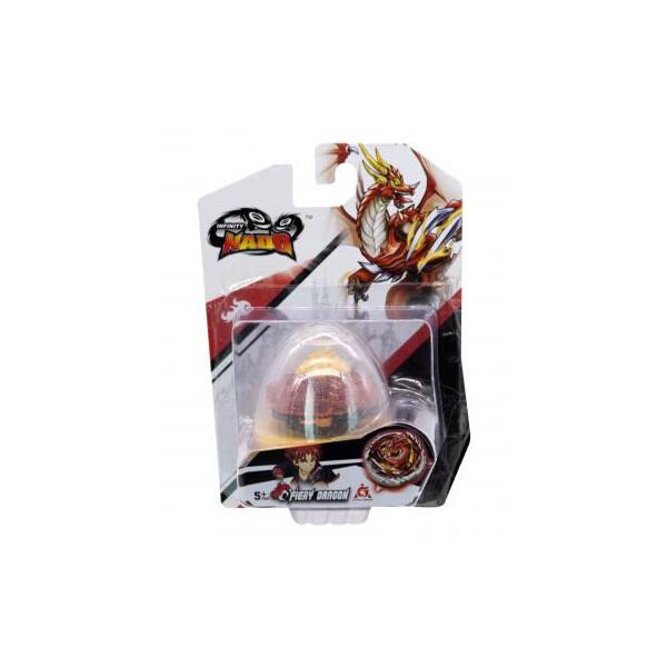 Купить Настольные игры, Волчок AULDEY Infinity Nado V серия Nado Egg Fiery Dragon Огненный Дракон (YW634102)