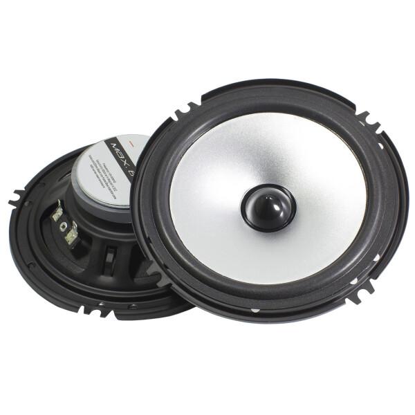 Автоакустика Labo LB-PS1651D колонки мощность 80 Вт мощные стереодинамики 6.5-дюймовые (15.2 см)  - купить со скидкой