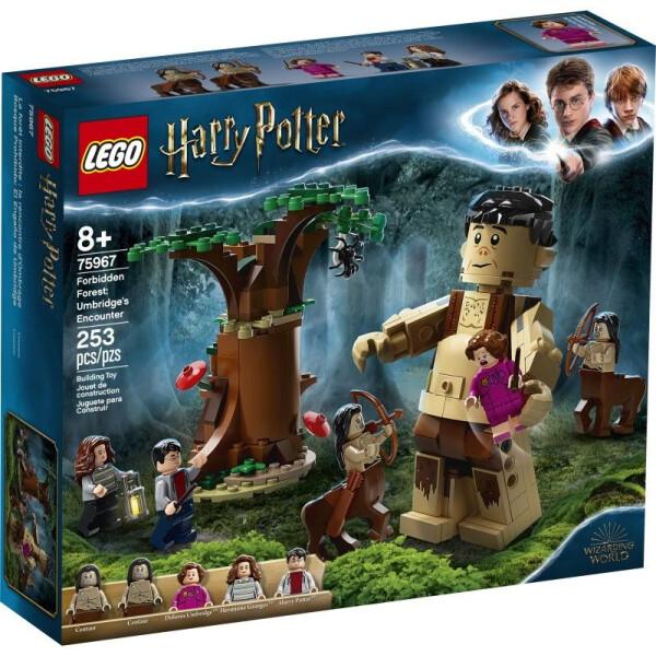 Купить Конструкторы, LEGO Harry Potter Запретный лес: Грохх и Долорес Амбридж (75967)