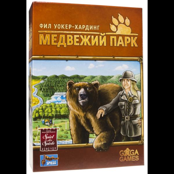 Купить Настольные игры, Настольная игра GaGa Games Медвежий парк (Bear Park) (GG078)