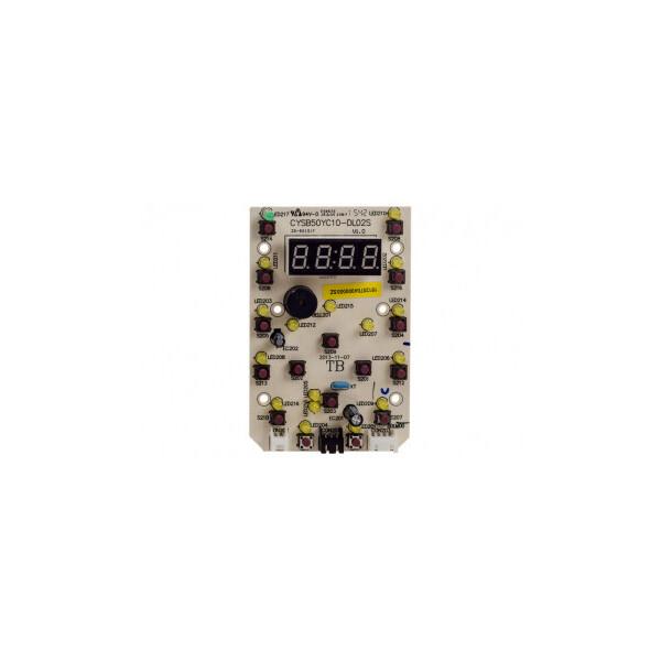 Купить Аксессуары к мультиваркам, Плата управления для мультиварки Moulinex CE500E32 SS-994557, Dompro