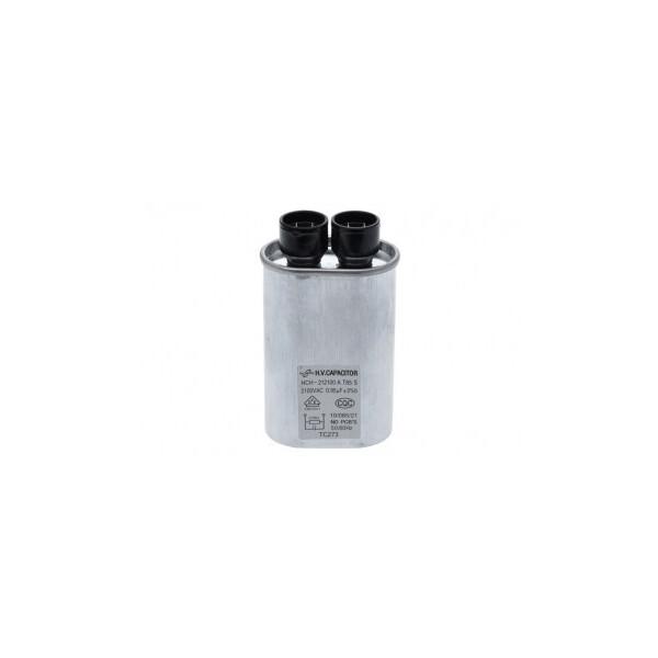 Купить Аксессуары к бытовой технике, Высоковольтный конденсатор 0.95uF 2100V для СВЧ печи, Dompro