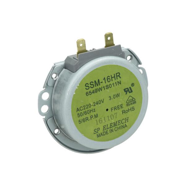 Купить Аксессуары к бытовой технике, Двигатель поддона для СВЧ печи SSM-16HR LG 6549W1S011N, Dompro