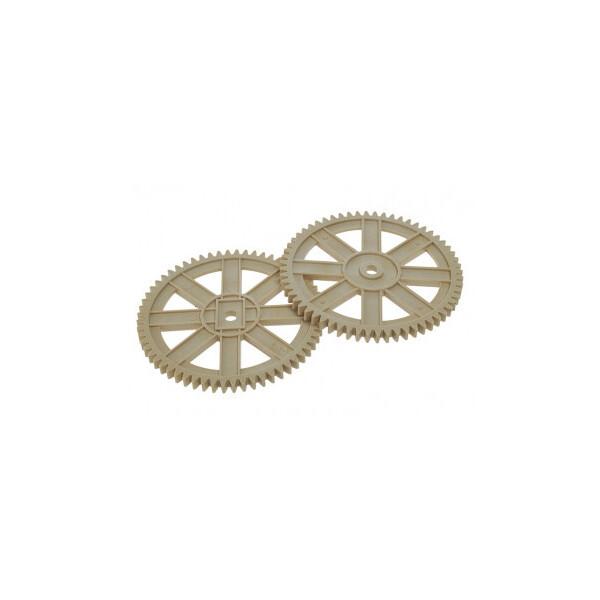 Купить Аксессуары к бытовой технике, Шестерня для хлебопечки Moulinex SS-186168 (2шт.), Dompro