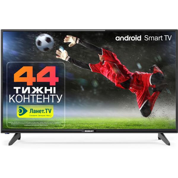 Купить Телевизоры, 32 Romsat 32HSH1930T2 Smart TV Black