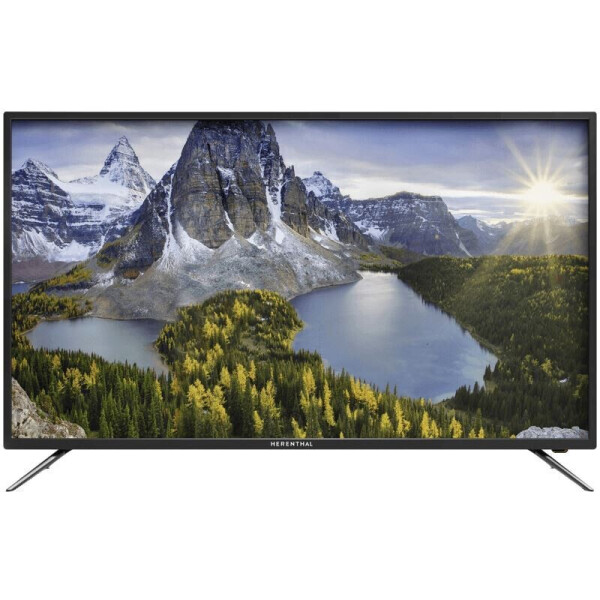 "50"" Herenthal X50ST18191001 Smart TV Black"