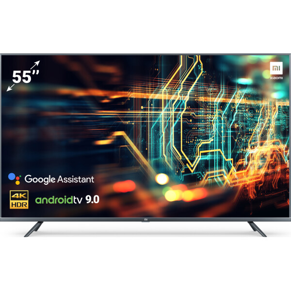 "55"" Xiaomi Mi TV UHD 4S Smart TV Gray"