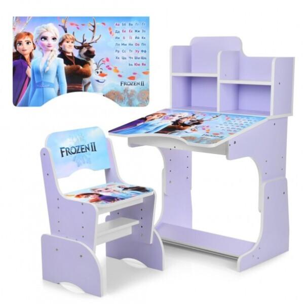 Купить Детские письменные столы, парты, Bambi W 2071-87-2 Холодное сердце