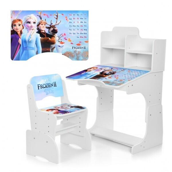 Купить Детские письменные столы, парты, Bambi W 2071-87-4 Холодное сердце