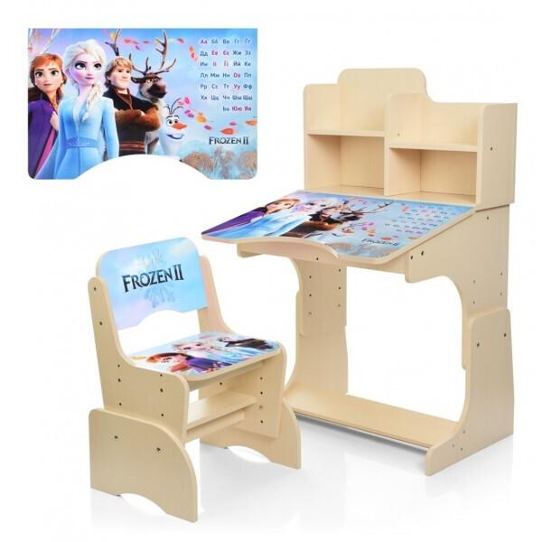 Купить Детские письменные столы, парты, Bambi W 2071-87-1 Холодное сердце