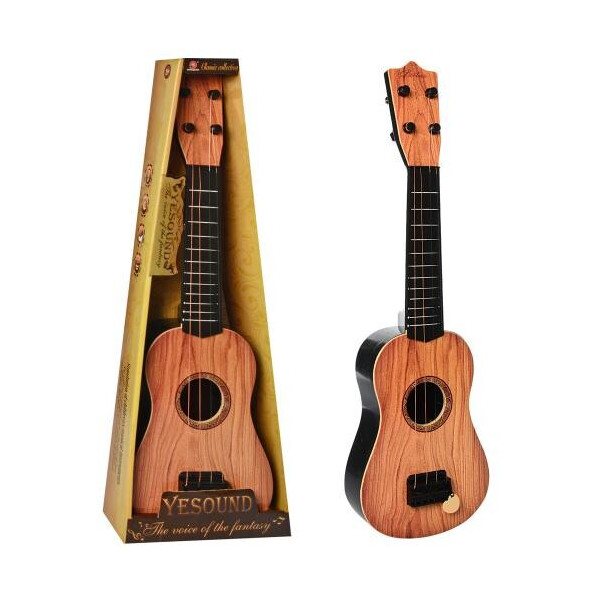 Купить Детские музыкальные инструменты, Гитара Bambi 898-17-18