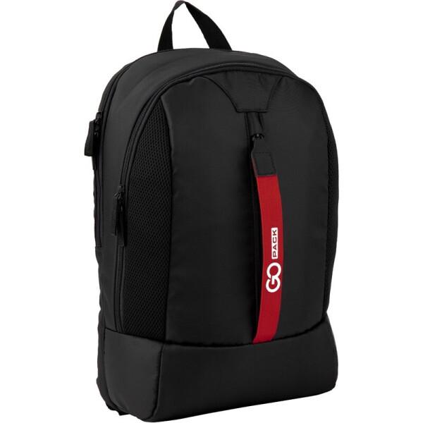 Купить Рюкзаки, Подростковый рюкзак GoPack City 16, 5 л чёрный (GO20-151L)