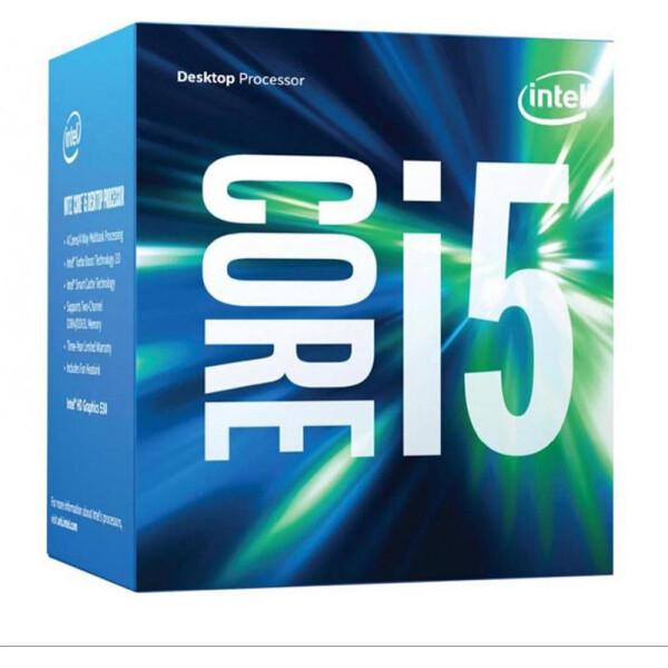 Процессоры, Intel Core i5-7500 (BX80677I57500) 3.4GHz Socket 1151 Tray Refurbished  - купить со скидкой