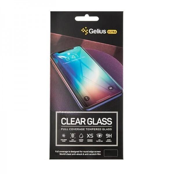 Купить Защитные стекла, Защитное стекло Optima 2.5D для Huawei Y6 Prime 2018 Transparent