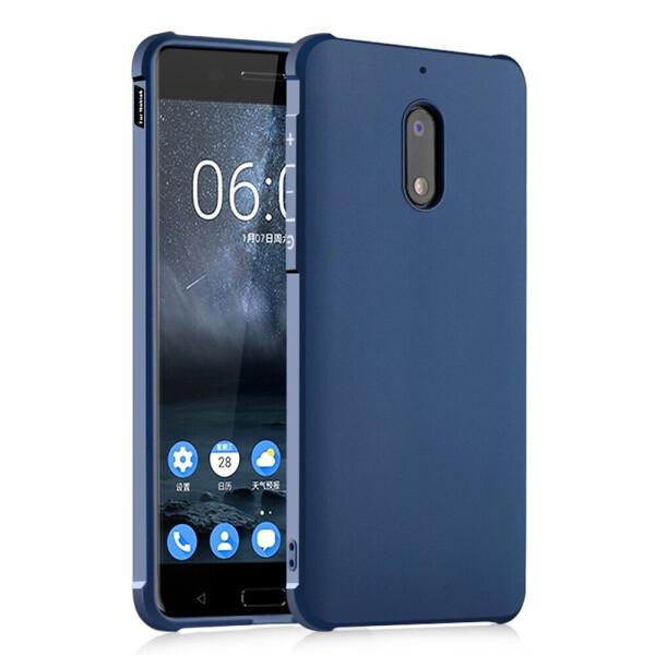Защитный чехол UniCase Classic Protect для для Nokia 6 - Blue