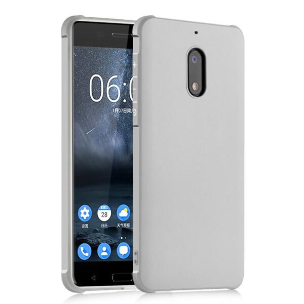 Защитный чехол UniCase Classic Protect для для Nokia 6 - Grey