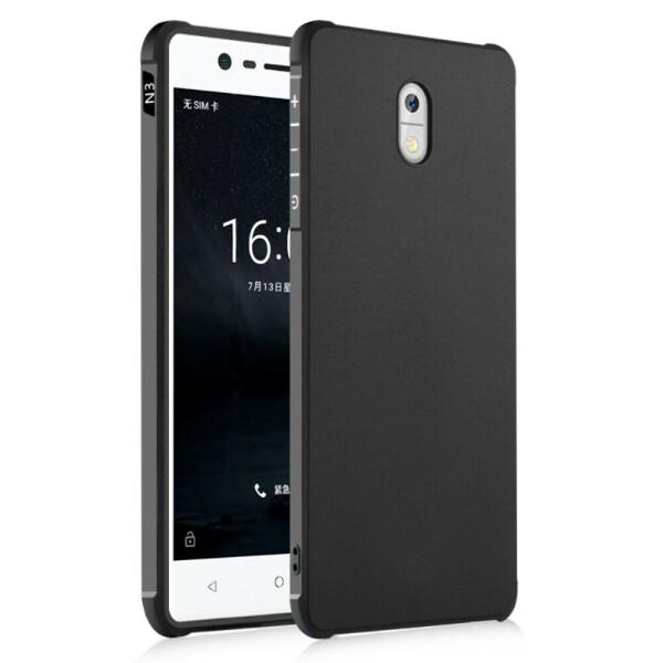 Защитный чехол UniCase Classic Protect для для Nokia 3 - Black