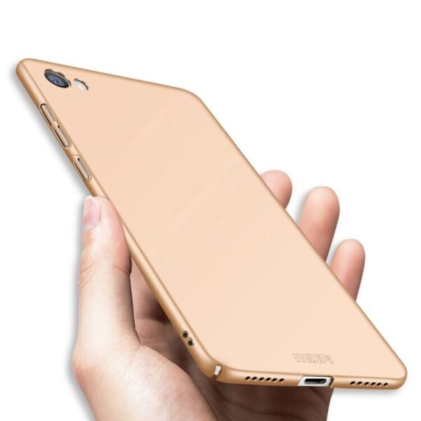 Купить Чехлы для телефонов, Пластиковый чехол MOFI Slim Shield для Xiaomi Redmi Note 5A - Gold